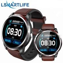 "W3 חכם שעון גברים IP68 עמיד למים Reloj SmartWatch עם אק""ג PPG לחץ דם קצב לב ספורט כושר"