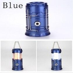 JOYLIVE Tragbare LED Laterne Ultra Helle Hand Notfall Lampe Outdoor Lanterna Zelt Lichter Taschenlampe Camping