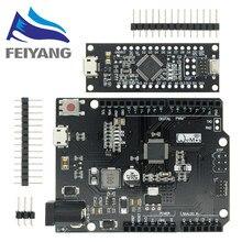 Dla WeMos D1 SAMD21 M0 Mini USB do procesor ARM Cortex M0 32-Bit rozszerzenie dla Arduino Zero UNO Diy elektroniczny moduł postaci R3