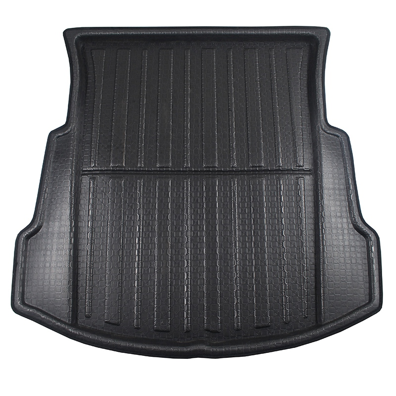 Car Rear Trunk Cargo Mat Tray Floor Boot Carpet For Tesla Model 3 2017-2019