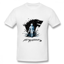 2019 funny tee cute Game Of Thrones Not Today t shirts men cotton tops cool t shirt summer Men's Basic Short Sleeve T-Shirt цена и фото