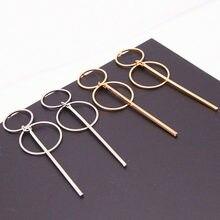 2021 orecchini ad anello freschi e versatili della corea del sud per dare agli amanti un regalo elegante e semplice Vintage bohemien