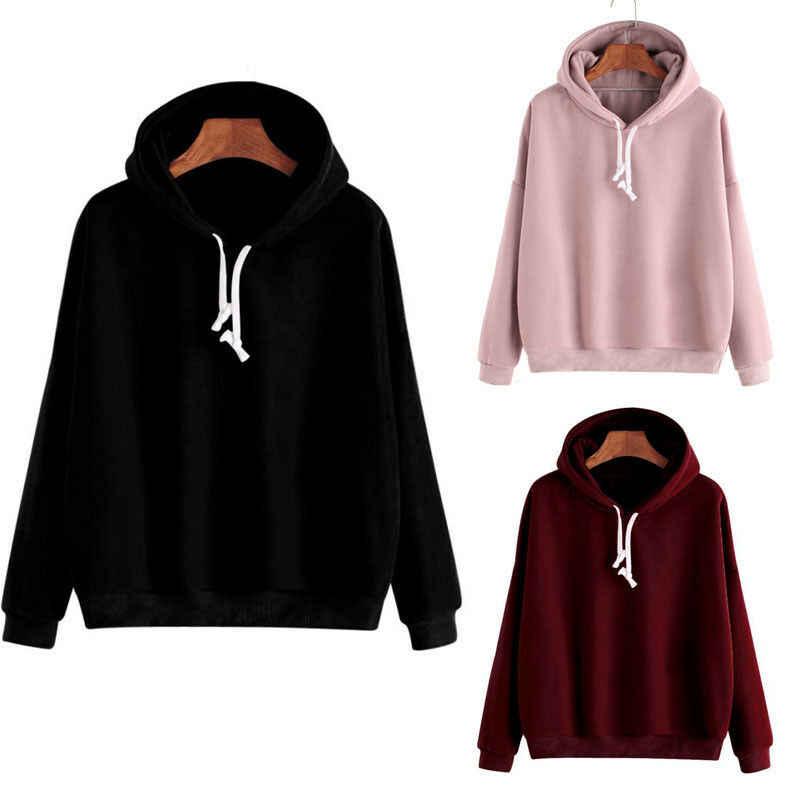 Men Women Skateboard Solid Sweatshirts Pullover Coat Hoodie Sweater 2020NEW