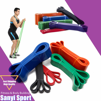 Fitness Rubber Resistance Bands Set Fitting Yoga Band Pilates Elastic Loop Crossfit Expander Strength Gym Exercise Equipment exercise fitness yoga resistance bands expander equipment fitness gym strength training loop band yoga pilates physical therapy