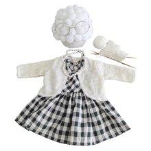 Новорожденный Подставки для фотографий костюм малышей костюмированной