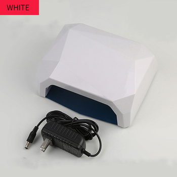 36W UV Led Nail Lamp Automatic Sensor 16 Lights No Spiral Light UV LED Dryer All Gel Polish Machine Nail Art Tools 6