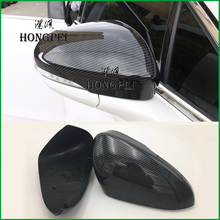 For Ford Mondeo Fusion 2013-2018 Mirror Housing Rearview Cover Exterior Cap Hood Shell Trim Car Accessories