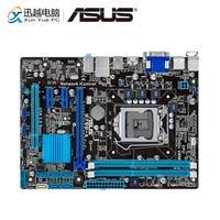 Asus Motherboard Desktop B75 B75M A Soquete LGA 1155 Para i3 i5 i7 DDR3 16 GB SATA3 USB3.0 HDMI Micro ATX usado Original Mainboard|Placas-mães| |  -