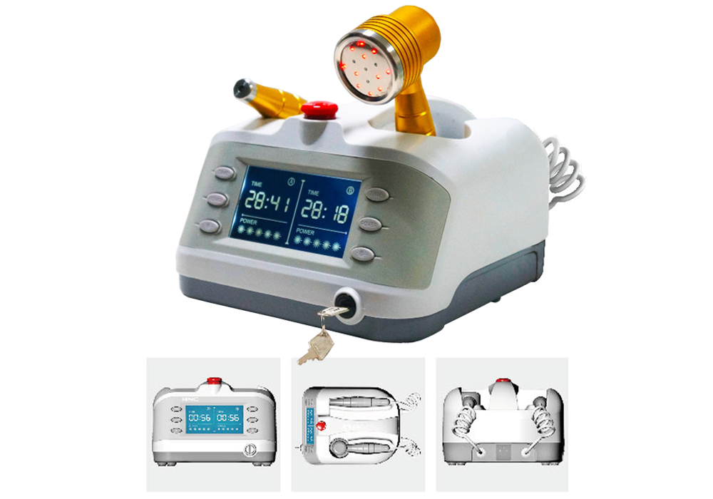 Clinical Strength Photobiomodulation System. Red & Near Infrared Laser1