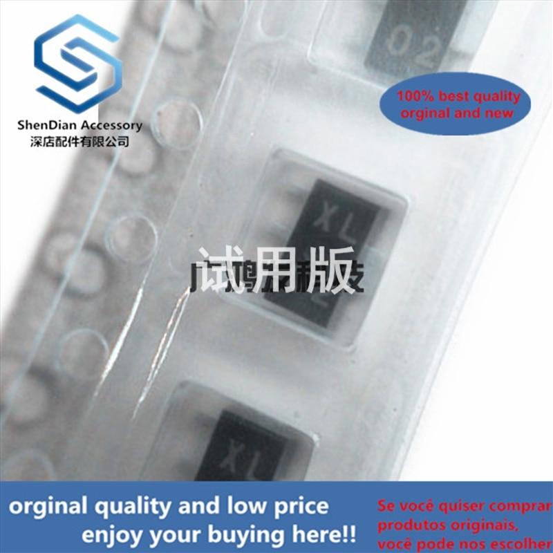 10pcs 100% Orginal New Best Qualtiy 2SD1614-T2 20V 2A Silk-screen XL SOT-89 In Stock