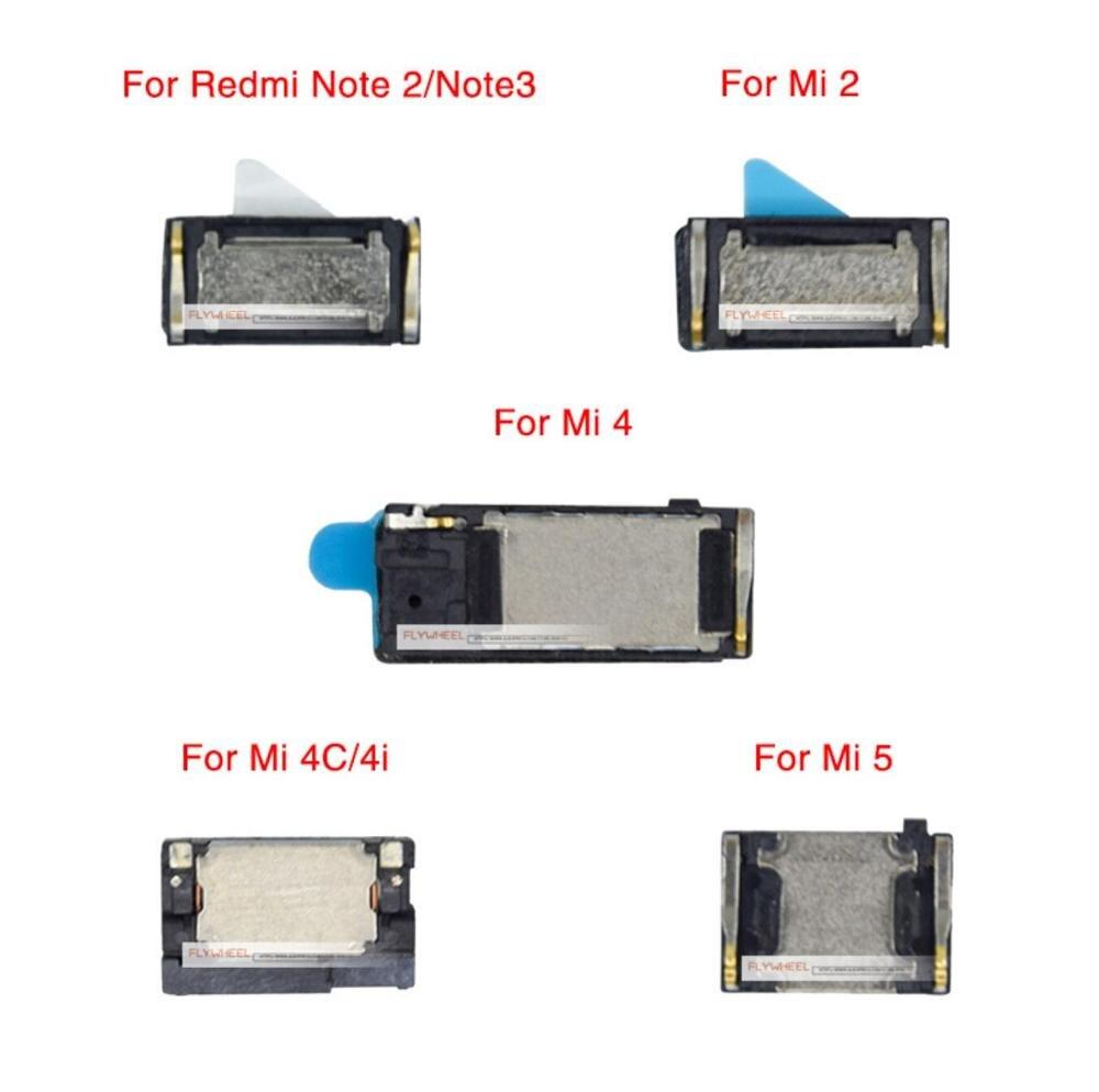 Built-in Earphone Earpiece Top Ear Speaker For XiaoMi Redmi Note 7 6 6A 5 5A 4 4X 4A 3 3X 3S Pro S2 Global