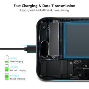 Кабель Micro USB для быстрой зарядки и синхронизации данных, 25/100/150/200/300 см, 3 А, для планшетов Samsung Xiomi Redmi Huawei Xbox One