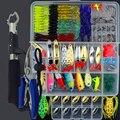 205/206/207 Шт воблеры для рыбалки поппер силиконовые приманки лягушка мягкие приманки рыболовные принадлежности крючки рыболовные набор блесе...