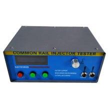 Cr1000 multifunction diesel injector de trilho comum testador ferramenta diesel injector driver tester