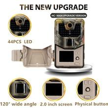 SUTEKCAM 20MP 1080P Trail камера беспроводная охотничья камера s HC900A фотоловушки ночного видения Дикая камера наблюдения