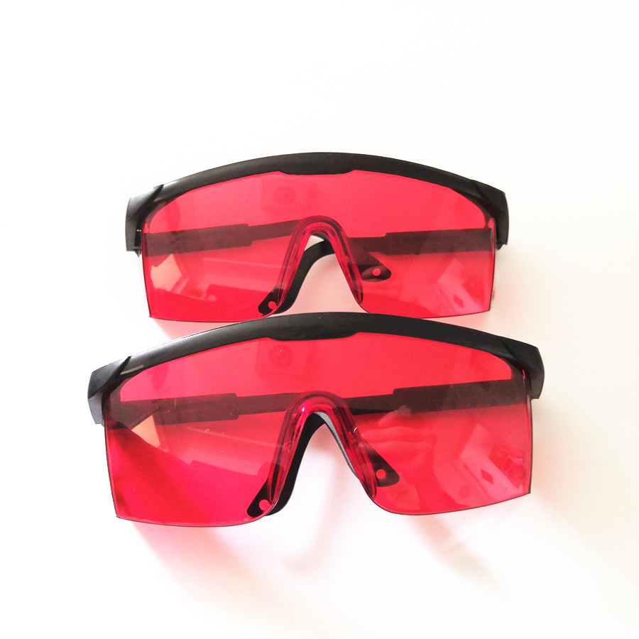 5 Pcs Dental Bleaching Laser Goggles To Absorb Cold Light In Teeth Whitening Teeth Whitening Laser Eye Protection Goggles