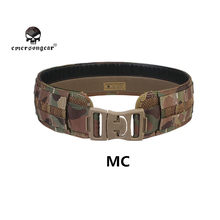 Emerson Tactical MOLLE LoadBearing Patrol Outer Belt Airsoft Military Combat Hunting OUB Belt