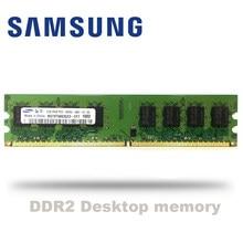 Samsung Pc 1 Gb 2 Gb PC2 DDR2 667Mhz 800 Mhz 5300 S 6400 S Desktop Geheugen Ram 1G 2G 4G Dimm 667 800 Mhz