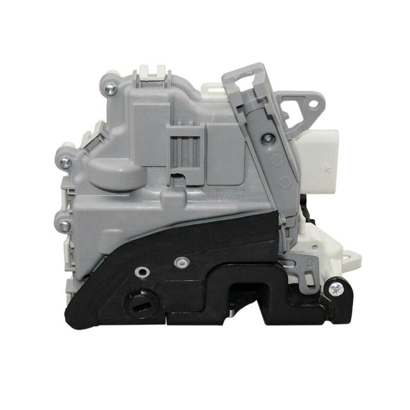 6 Pin Rear Left Door Lock Latch Actuator For-Audi A3 A4 A6 Q3 Q5 07-15 8K0839015C