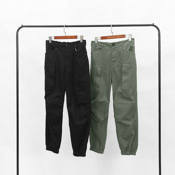 2020SS Top Quality AMBUSH FLIGHT CARGO PANTS Men Army Green Casual HipHop Brand Pants Joggers Sweat Trousers