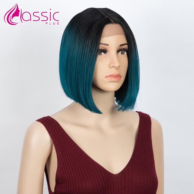 Фото синтетические прямые парики для женщин 10 дюймов короткие светло цена