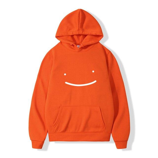 Dream Merch Hoodie Sweatshirts Men Women Pullover Harajuku Tracksui 2021Men's Hoodie Streetwear Casual Fashion Oversized Clothes 5