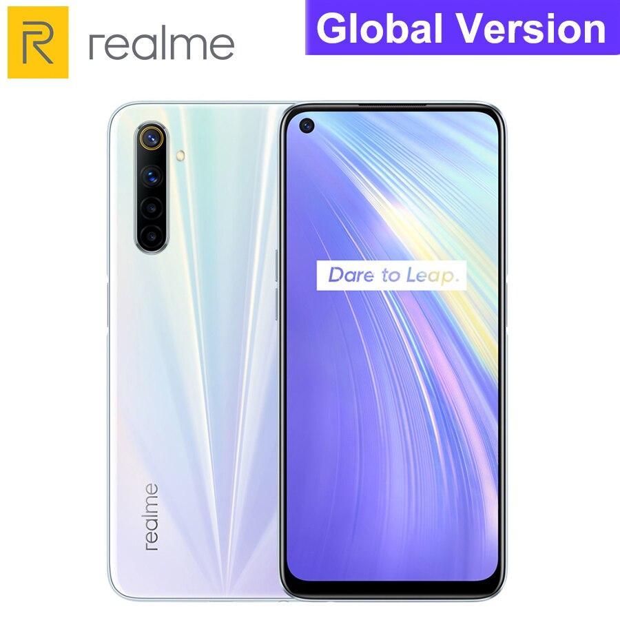 Realme 128GB GSM/LTE/WCDMA Nfc Supercharge Bluetooth 5.0 Octa Core Face Recognition/fingerprint Recognition