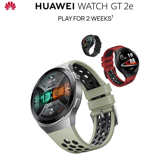 Presale Huawei Watch GT 2e Play, 2 недели, 100 тренировок, скейтборд, для серфинга, уличного танца, скалолазания, SpO2, улучшенный монитор сна