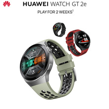 Presale Huawei Watch GT 2e Play For 2 Weeks 100 Workouts Skateboard Surfing Street Dance Rock Climbing SpO2 Better Sleep Monitor