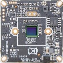 CCTV IP カメラソニー IMX335 HD 解像度 2592 × 1944 H.265/H.セキュリティネットワーク IP カメラモジュール 5.0 MP ONVIF/電話の監視