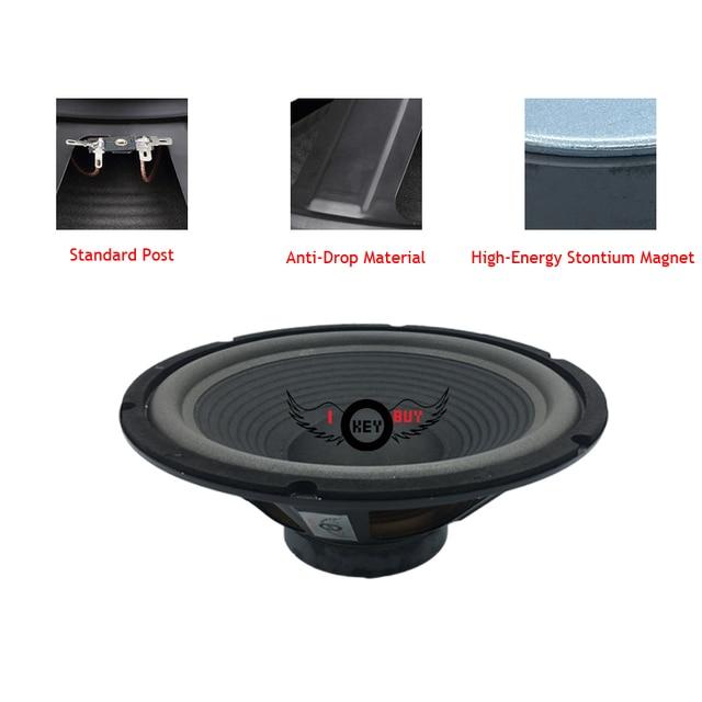 10Inch 8 Ohm Subwoofer Speaker  5