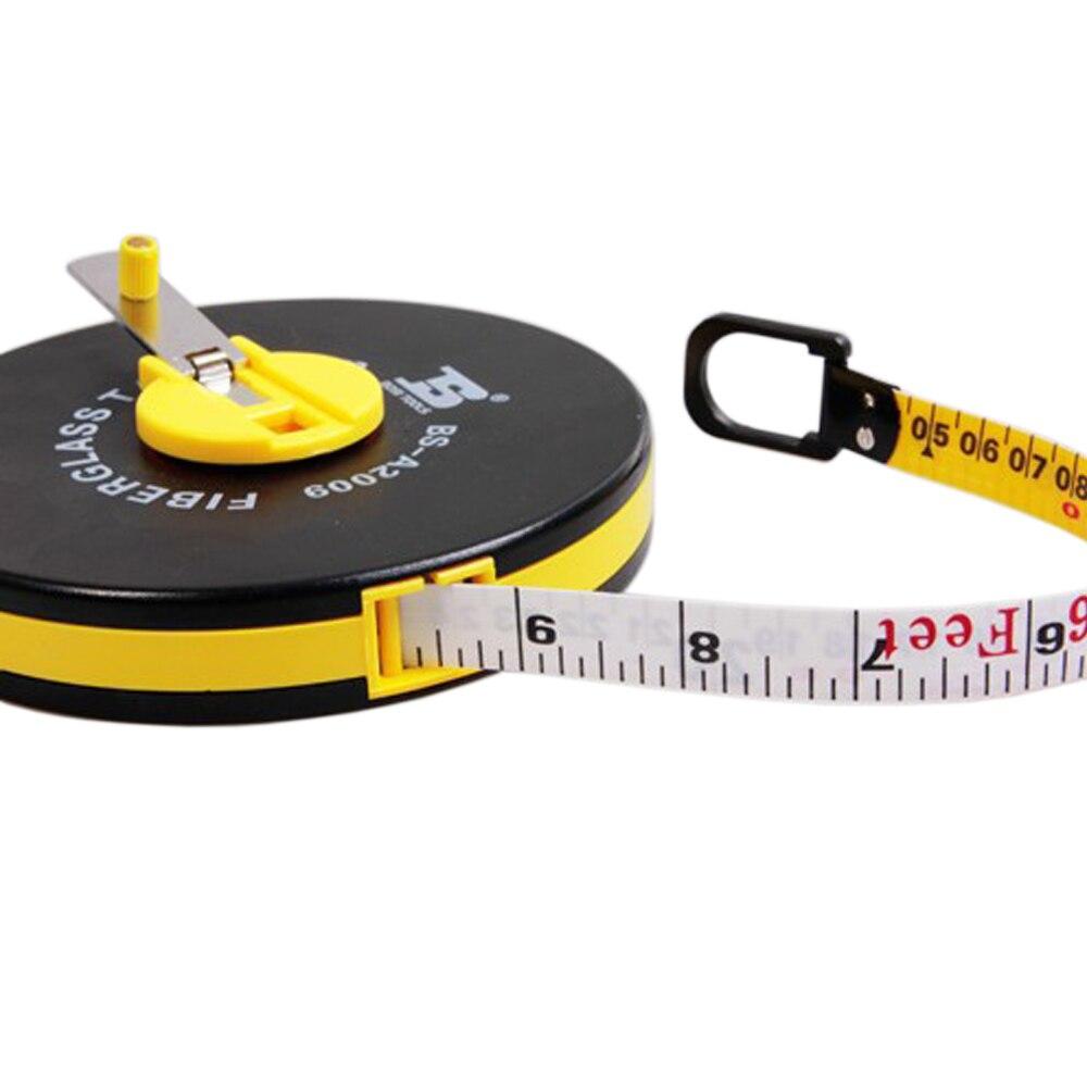 BOSI 10m FIBERGLASS měřicí páska, měřicí - Sady nástrojů - Fotografie 3