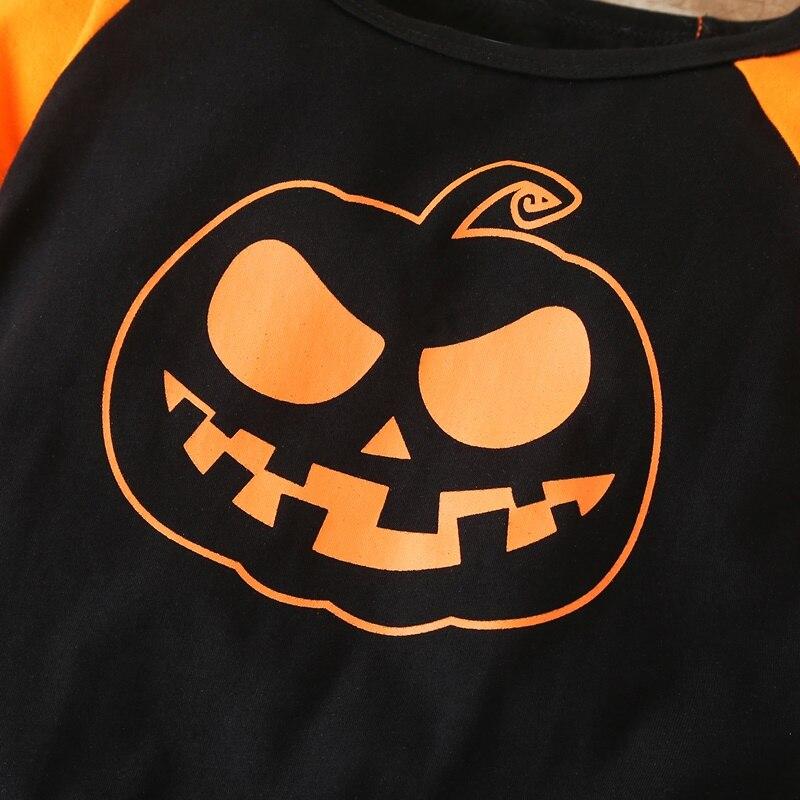 Одежда для Хэллоуина Детский Комбинезон хлопковый комбинезон