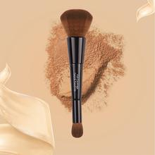 Multifunction Double-headed Makeup Brush Powder Foundation BB Cream Contour Full