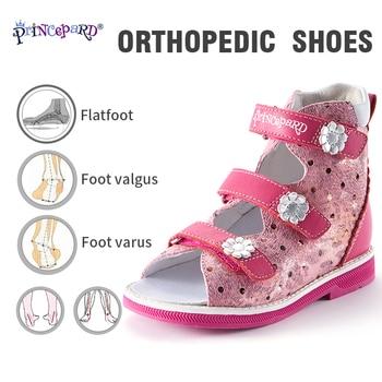Princepard orthopedic shoes for children sandals baby casual sandals boys girls sandals Orthopedic footwear for kids сандалии bos baby orthopedic shoes bos baby orthopedic shoes mp002xg00jc2