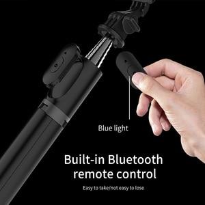 Image 3 - FGCLSY عصا سيلفي بلوتوث 101 سنتيمتر ، حامل ثلاثي القوائم قابل للطي ، حامل أحادي قابل للتمدد مع مصراع عن بعد ، للهواتف الذكية ، وكاميرا الحركة