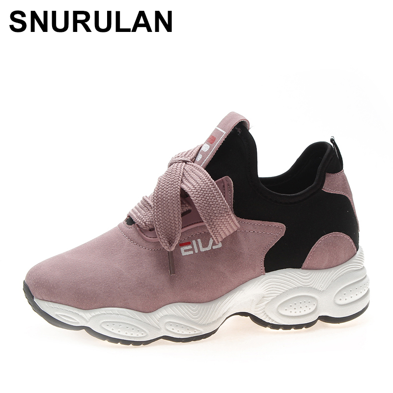 SNURULAN 2019 Brand Women's Tennis Shoes; Breathable Fabric Socks For Fitness; Sneakers; Women's Sports Shoes; Walking Jogging