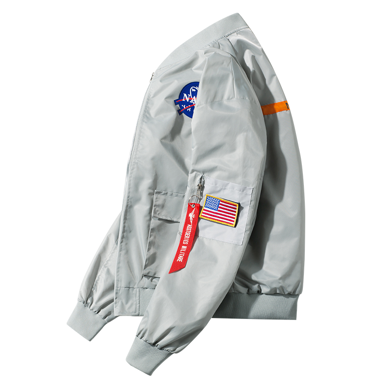 Interstellar bomber jacket 2