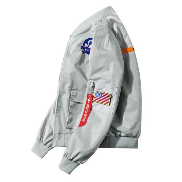 Interstellar Bomber Jacket 2