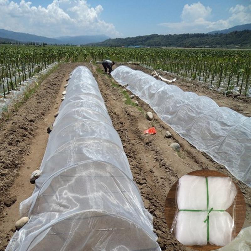 14/20 メッシュ幅 1 メートル 2 メートル 3 メートルの庭害虫制御ネッティング植物野菜フルーツ保護カバー抗鳥昆虫 PE ナイロンネット
