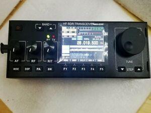 0.5-30MHz RS-958B SSB HF SDR HAM Transceiver Transmit V0.6 4000mAh Battery 1