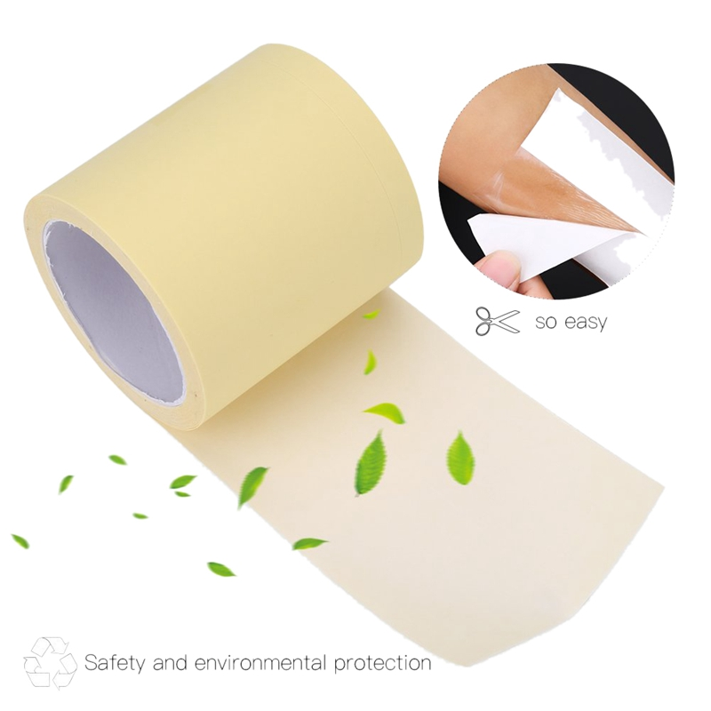 Underarm Absorbing Sweat Pads Transparent Armpit Antiperspirant Sticker Disposable Prevention Pads Perspiration Absorbent Deodor
