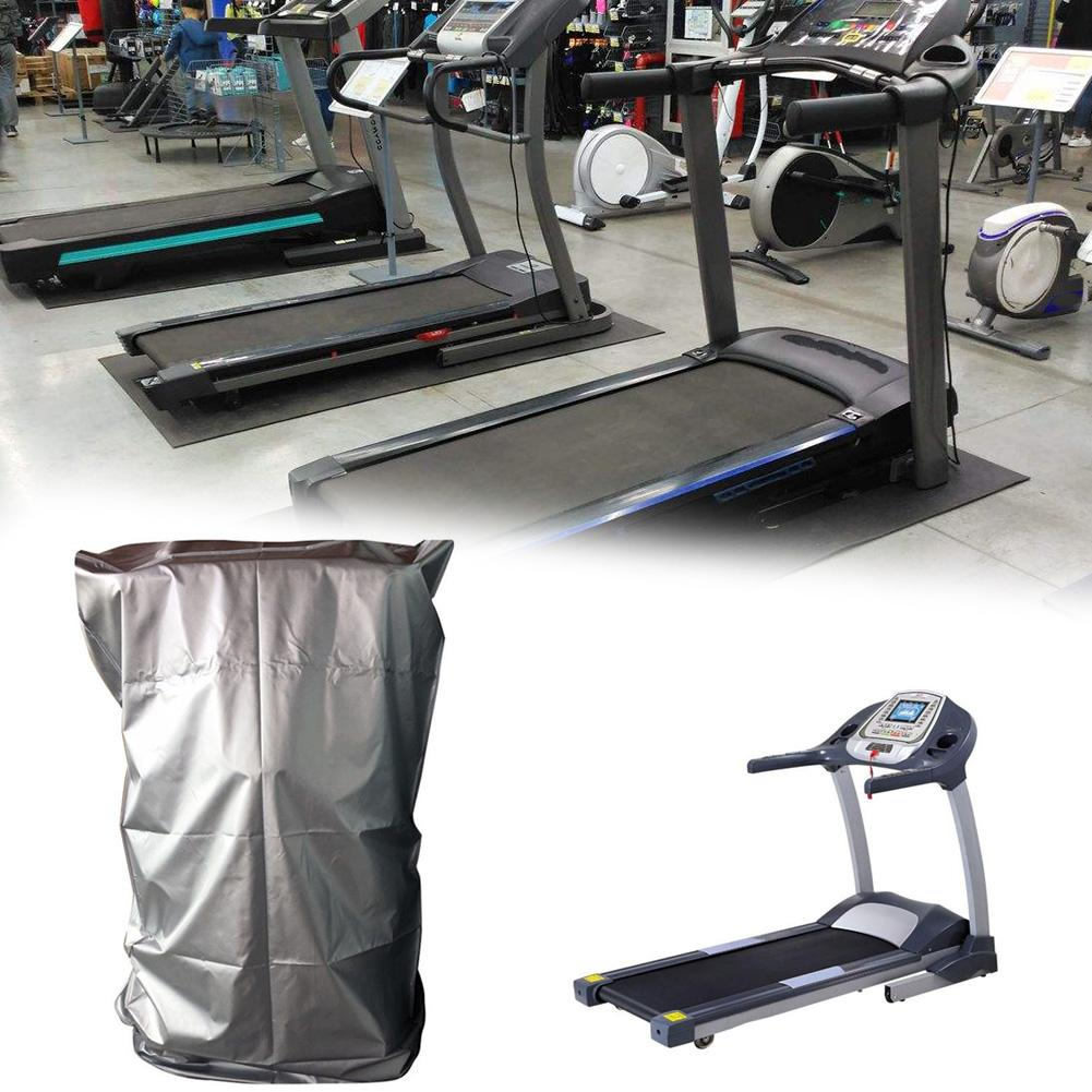 Treadmill Cover Folding Running Machine Protective Cover Dustproof Waterproof Cover Heavy Duty Water Resistant Fitness Equipment|All-Purpose Covers| |  - title=