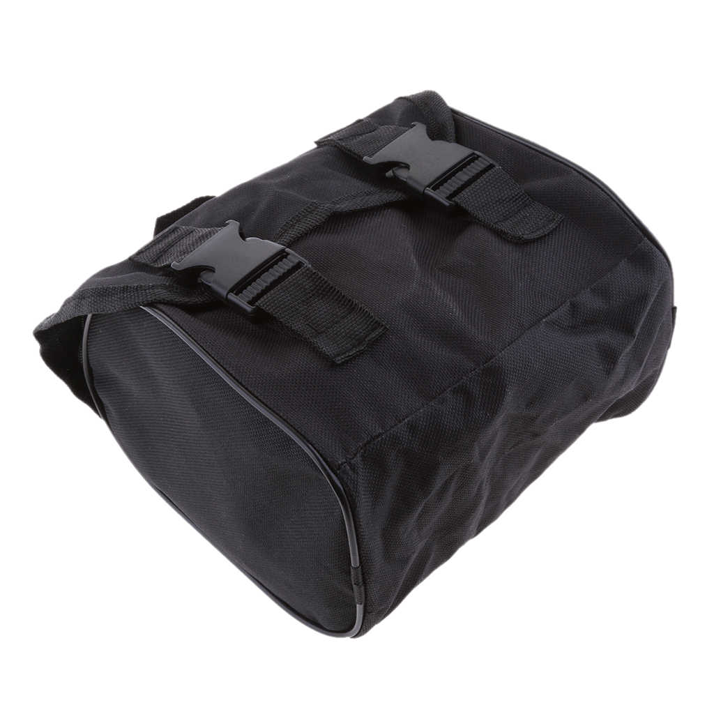 أسود المنظم حقيبة التخزين يد ل سيارة مضخة ضاغط الهواء أدوات