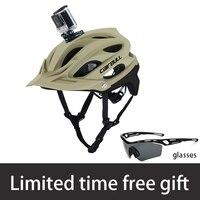 CAIRBULL radfahren Helm MTB Berg OFF ROAD Bike Helm DVR Sicherheit Fahrrad Helm Sport & Action Video Kamera Installierbar BMX-in Fahrradhelm aus Sport und Unterhaltung bei