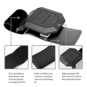 Image 5 - UTV Front Full Windshield Scratch Resistance Windscreen PC for Polaris RZR 570 Midsize 800 S 800 XP 900 & More Thick