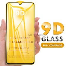 9D Tempered Glass For Huawei Honor 20 Pro 20i Screen Protector Full Cover Protective Glass For Honor 9 10 View 20 10i Lite 8X 8S(China)