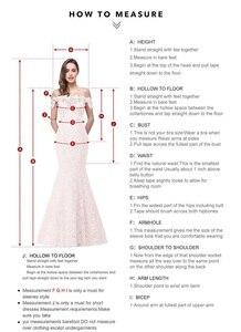 Image 5 - Vintage Wedding Dress Tulle A Line Sexy Deep V Neck Bride Wedding Gown Long Backless Holow Party Bridal Dress vestido de novia