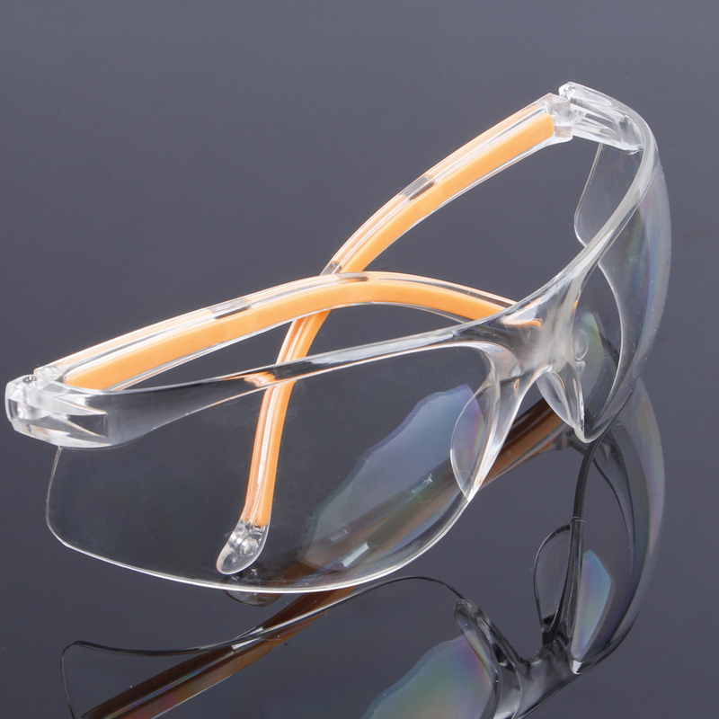 UV Protection Safety Goggles Work Lab Laboratory Eyewear Eye Glasse Spectacles H37E