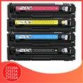 CF530A CF531A CF532A CF533A 205A Cartuccia di Toner a Colori con il circuito integrato Per hp Color LaserJet Pro 154 M154nw M180nw M180n stampante